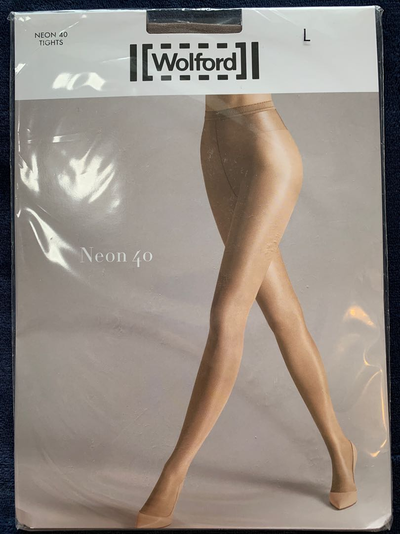 4dce3a3ee0b Wolford Neon 40 Pantyhose Tights