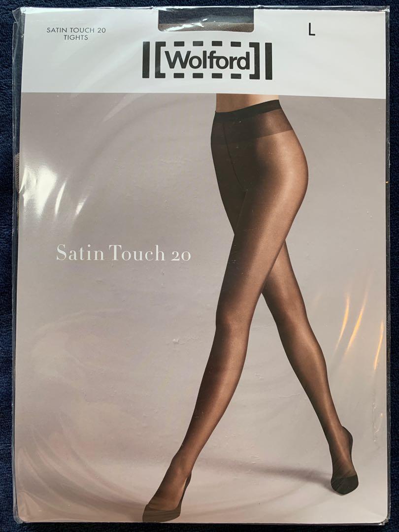 954337f54f90e Wolford Satin Touch 20 denier Pantyhose Tights, Women's Fashion ...