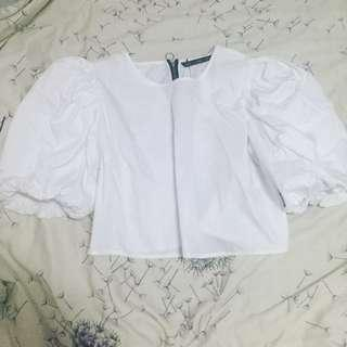 ForMe white Top new w tag
