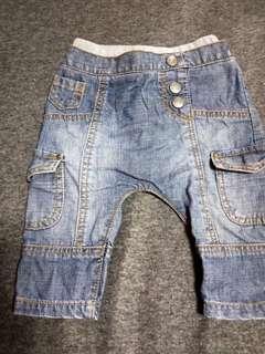 #blessings: H & M denim pants