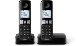 [BNIB] Philips Cordless Phone DB2302B