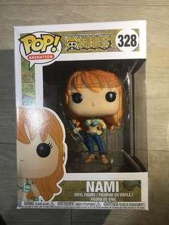 Funko Pop - anime one piece Nami