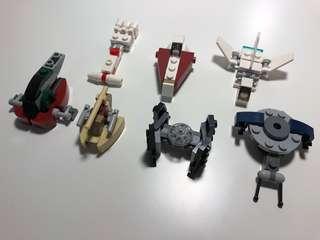 Lego Micro / Mini Fighters |NEW|