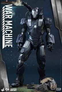 Ironman 2 Warmachine Diecast Hot Toys 1:6