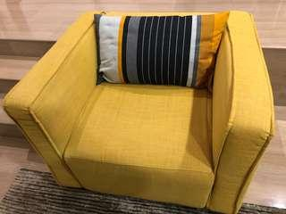 Armchair from Italy