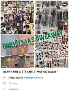 Christmas giveaway by @creatingmemories !!