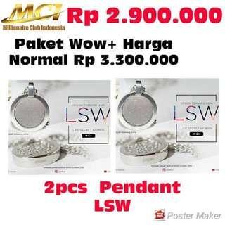 Paket Wow Kalung Life Secret Women Dari MCI Original