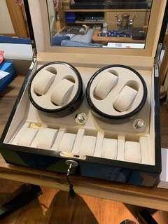 電動 自動轉錶連手飾箱 勞力士 Rolex