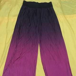 Ombre square pants