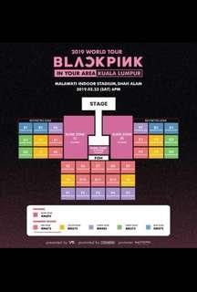 WTB BLACKPINK CONCERT TICKETS