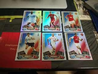 Match Attax LE (Black Backing)