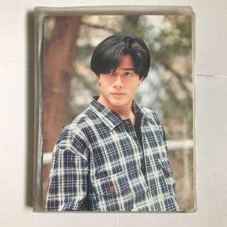 Idol Card - 郭富城(Aaron Kwok) 1 limited, 39 Shiny, 54 Normal