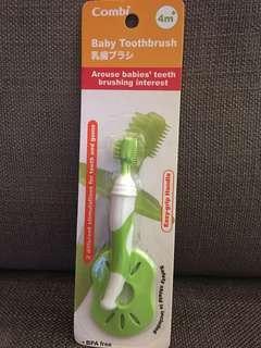 Brand new Combi baby tooth brush