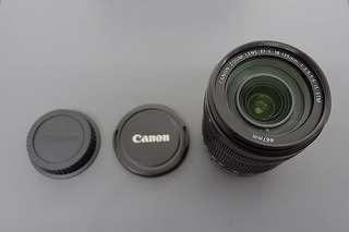 Canon 18-135mm IS STM f/3.5-5.6 zoom lens