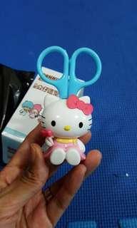 Sanrio Hello Kitty交剪和座 台灣7-11換購產品