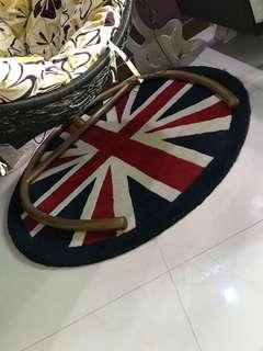 Round Carpet 120cm diameter