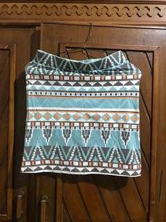 Rok motif tribal - colorbox