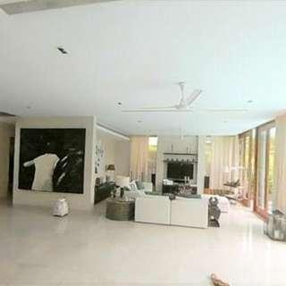 Rare Sentosa Cove Ocean Drive Seafront Bungalow Foreigner Eligible