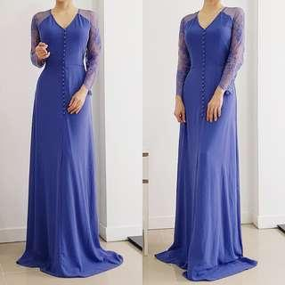 Double woot maxi blue