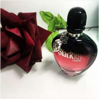 parfum paco rabanne black xs l'exces for her original non box
