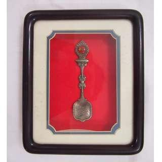 Antique China Spoon