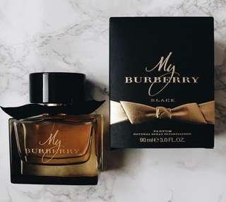 My Burberry Black Original New Sealed Perfume