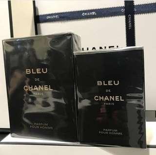 Bleu De Chanel Parfum Original New Sealed Perfume