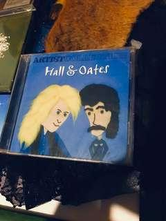 "💿📀 COLLECTOR'S EDITION - NEW Hall & Oates ""Artist Collection"" Limited Edition Import Exclusive CD - Blue-eyed Soul/Contemporary Pop/Rock"