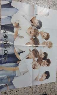 EPOP Wanna One x Apink Poster (READY STOCK)