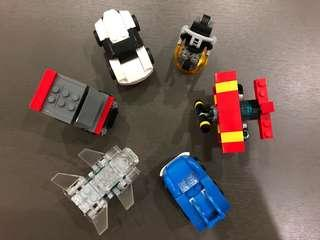Lego Dimension Vehicles Collectables |NEW|