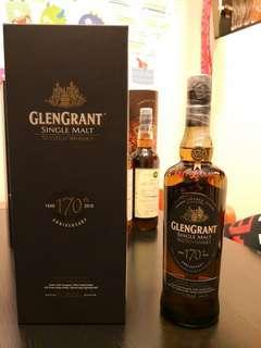 Glen Grant 170th Anniversary Edition Whisky