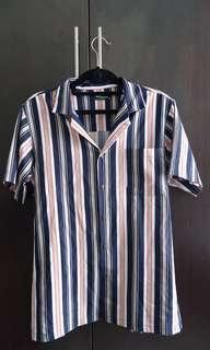Woof Republic Medium Polo Stripes (Used once)