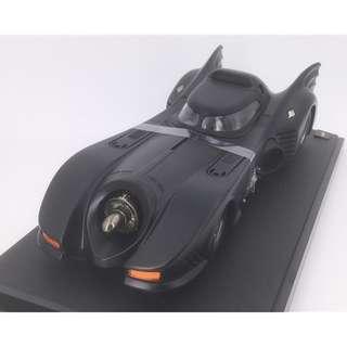 全新 1:18 Batmobile Batman Return Hot Wheels 蝙蝠俠 蝙蝠車
