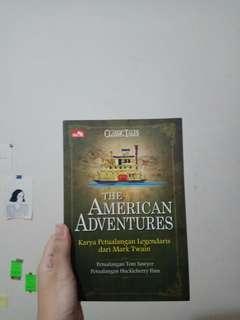 CLASSIC TALES: American Adventure