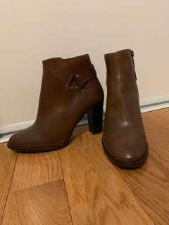Cutest Leather Booties!