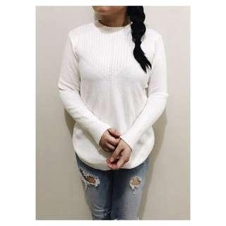 Brand New Knitted Sweater White