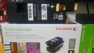 Fuji xerox cm115w /cm225fw/cp115w/ cp116w/ cp225w  toner case原裝碳粉(吉盒) CT202264 CT202265 CT202266 CT202267