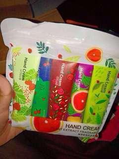Hand cream 1 pack isi 5
