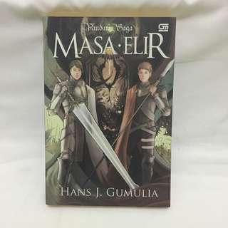 Vandaria Saga Masa Elir - Hans J. Gumulia