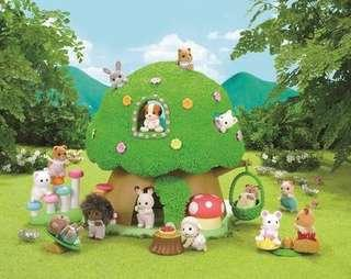 BNIB Sylvanian Families Baby Discovery Forest