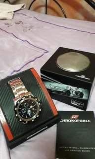 Chronoforce dilango racing edition for him...