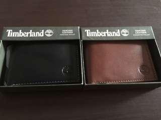 Timberland Black Wallet