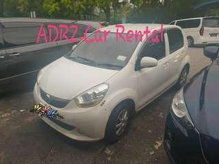 Myvi 1.3 (A) for Rent