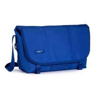 Timbuk2 Classic Messenger Bag Intensity (Small, Navy Blue) - Brand New