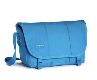 Timbuk2 Classic Messenger Bag Aquatic (Small, Blue) - Brand New