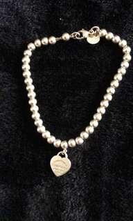 Authentic Tiffany & co. Bracelet.