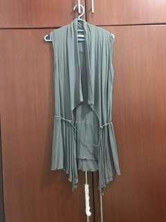 Body n Soul Grey Vest