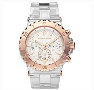 Auth Michael Kors MK5444 Watch coach kate spade marc jacobs fossil dkny guess