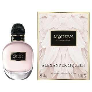 McQueen by Alexander McQueen 50ml Edp Sealed