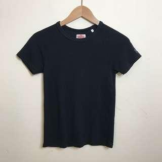 🚚 THIRS 黑色短袖